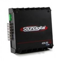 Soundigital 400.2D Evo II 2Ω