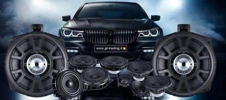 Bil spesifikke høyttalere