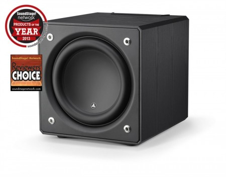 JL Audio - E-Sub e112 Sort matt