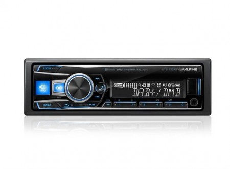 Alpine UTE-93DAB+ Media Receiver BT, USB